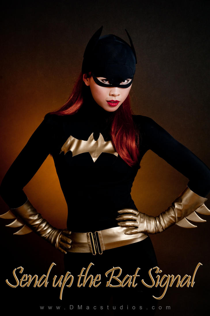 Elle CCE 2012 Batgirl 1a by jagged-eye