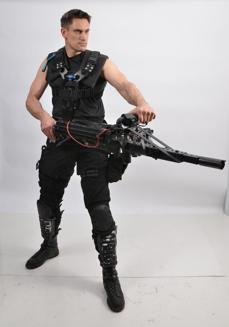 Smart Gun 1a by jagged-eye