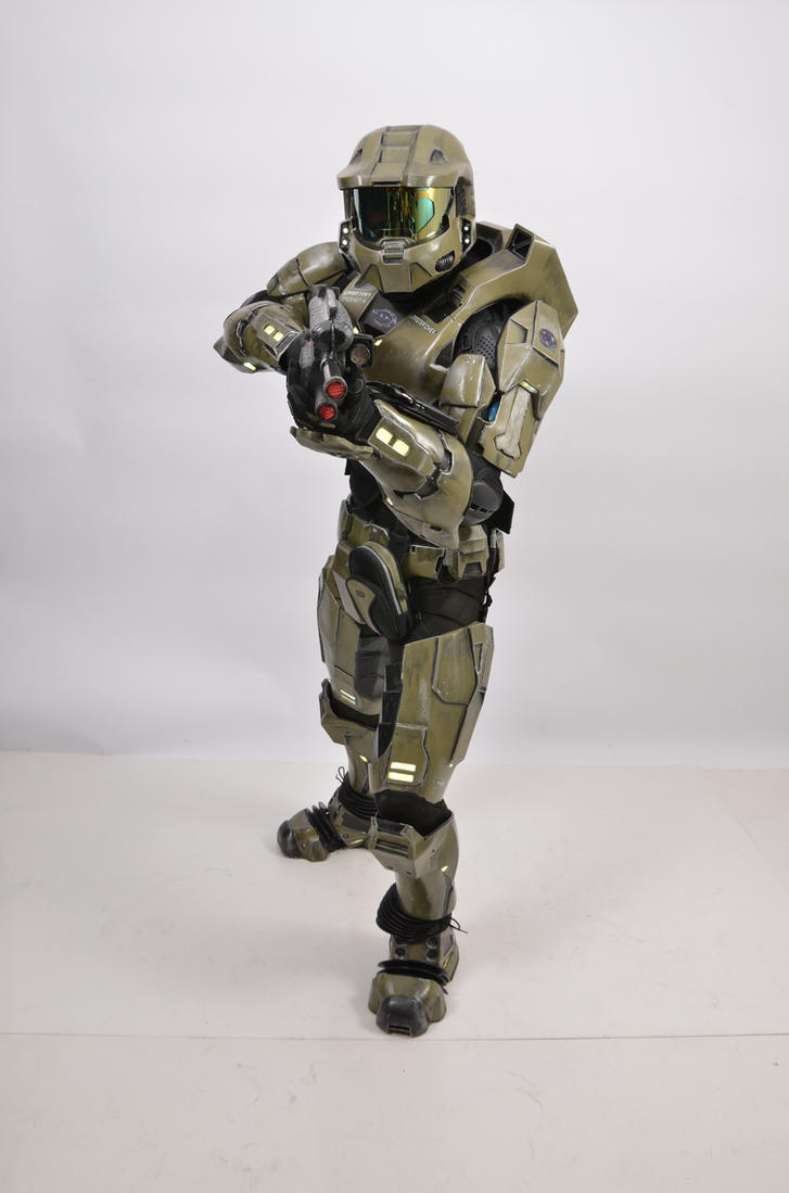 CCE Master Chief 2a by jagged-eye
