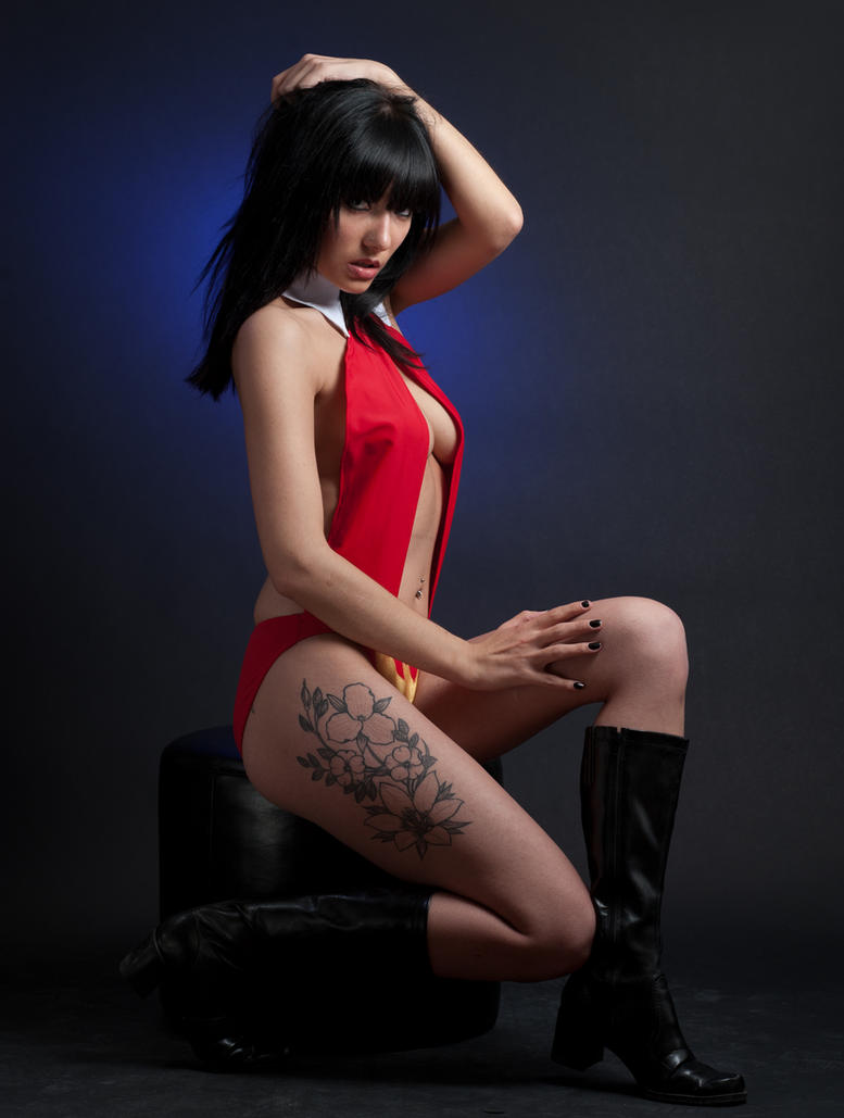 Selket Vampirella 1a by jagged-eye