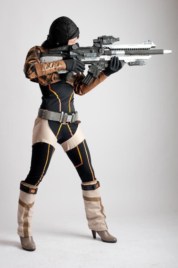 Izy Warrior 1a by jagged-eye
