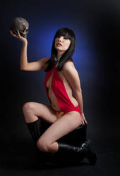 Selket Vampirella 2a by jagged-eye