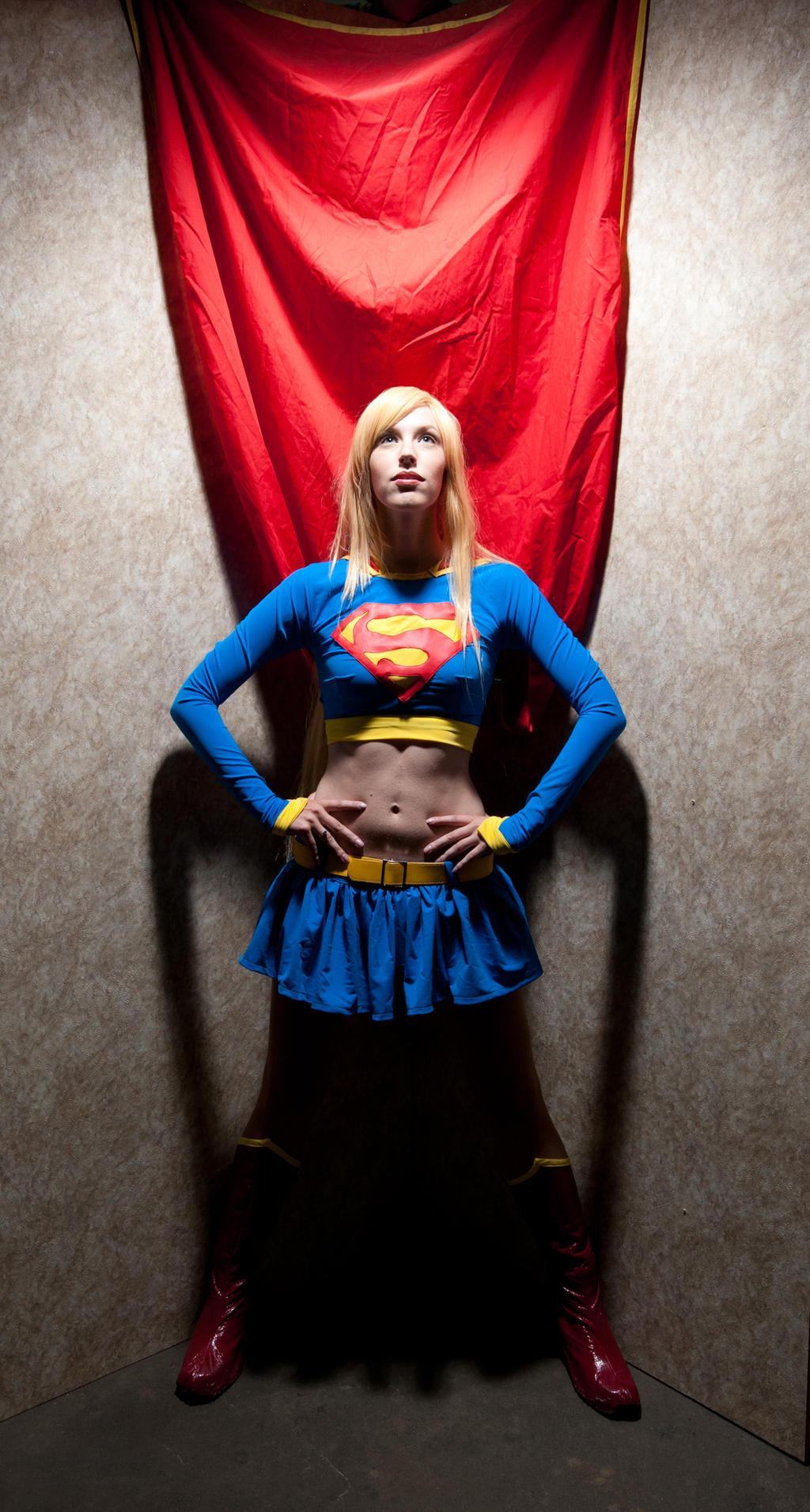 Tali Supergirl 7a by jagged-eye