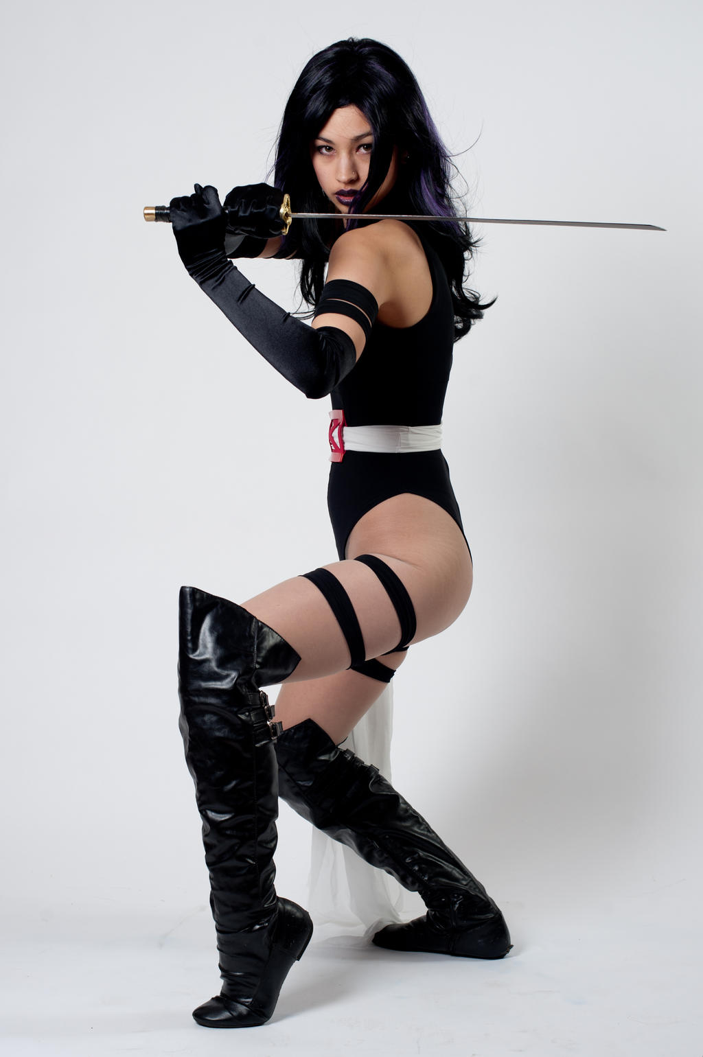 Vanessa Psylocke 3a by jagged-eye