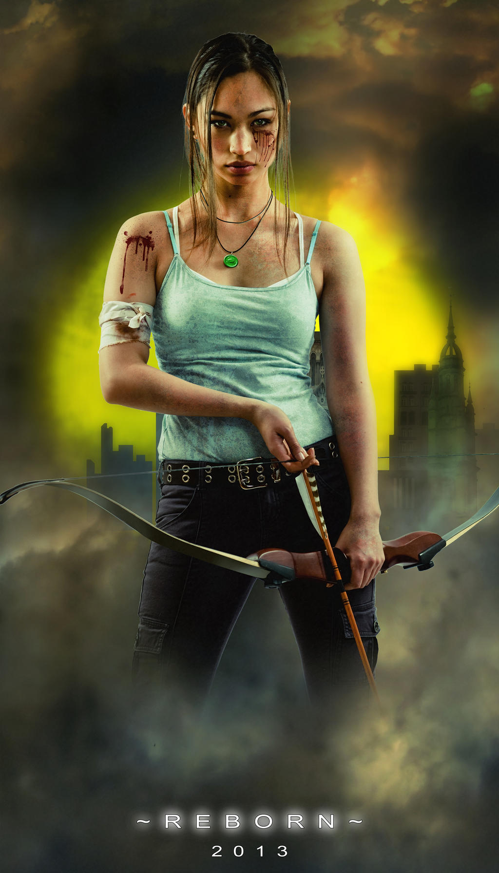 Tomb Raider Reborn by jagged-eye