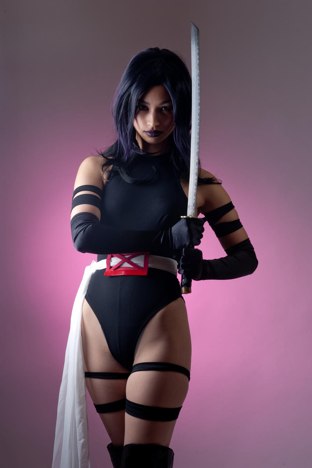 Vanessa Psylocke 4a by jagged-eye