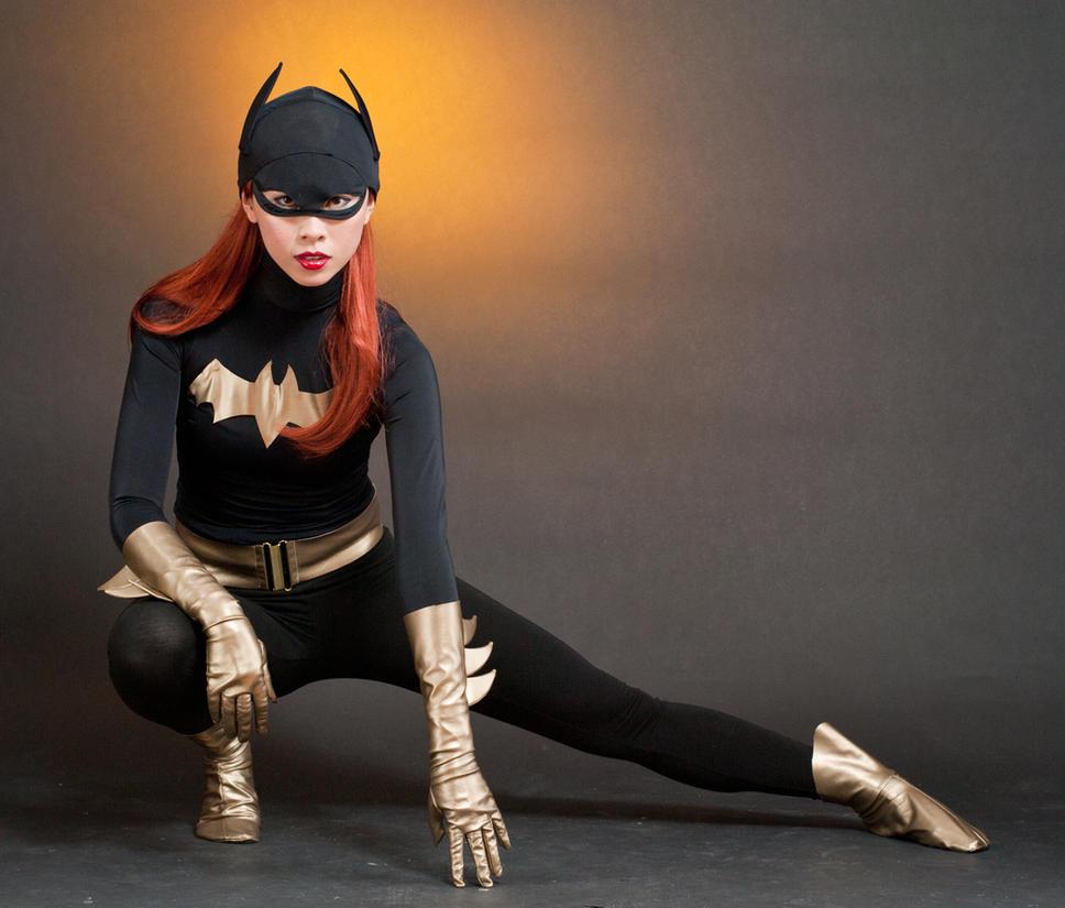 Elle Batgirl 1a by jagged-eye
