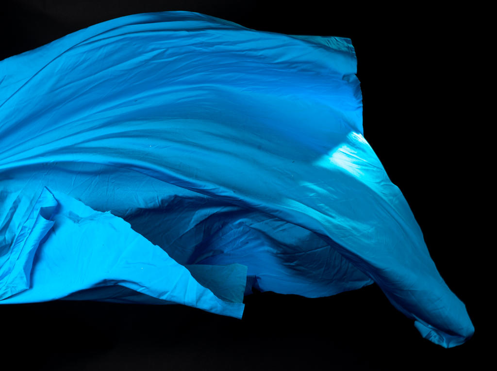 Blue fabric with specular 1a