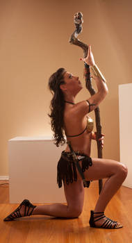 Nelli Warrior-3931 by jagged-eye