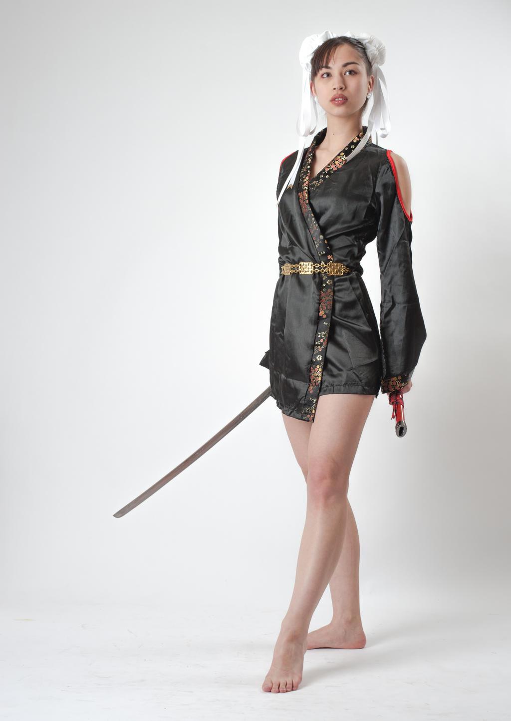 Vanessa Chun Li Original 2a by jagged-eye