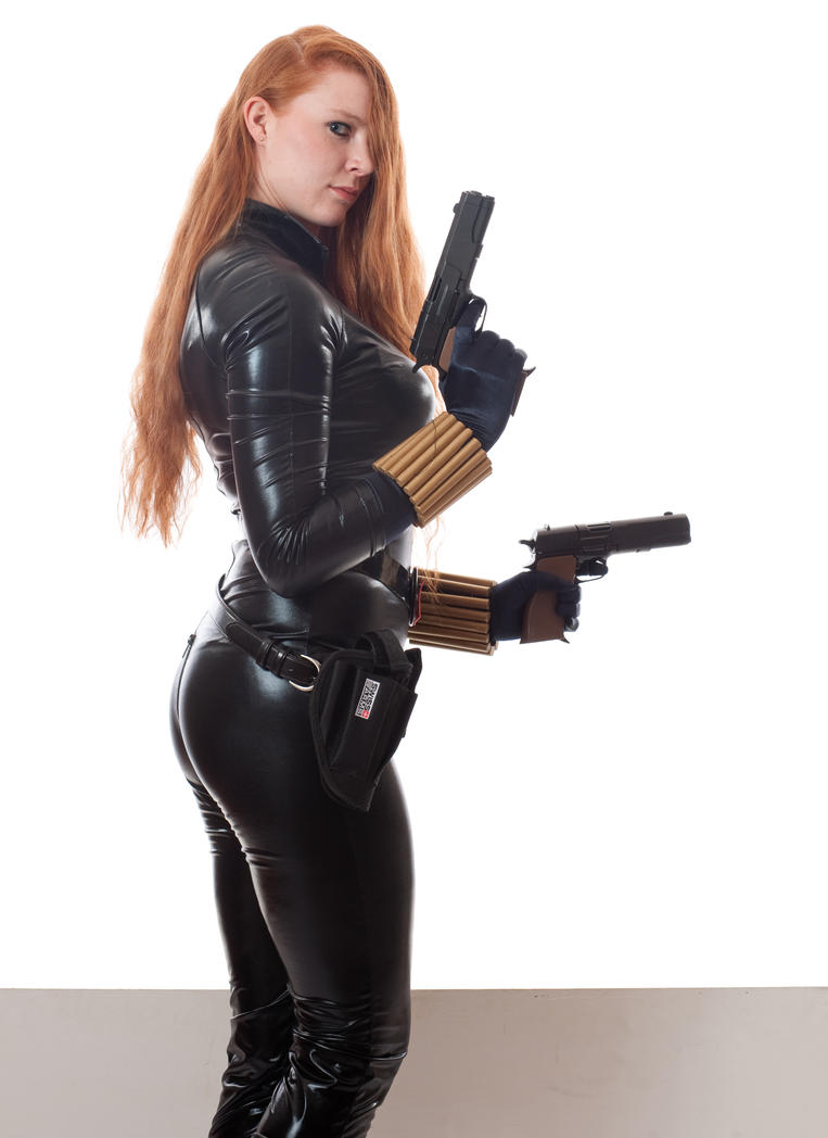 Black Widow Hot Dog Video