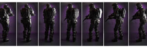 ODST Soldier 360 1a