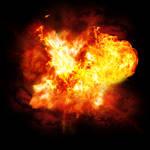 Big boom right plume 1a