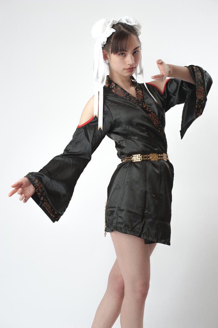 Vanessa Chun Li Original 7a by jagged-eye