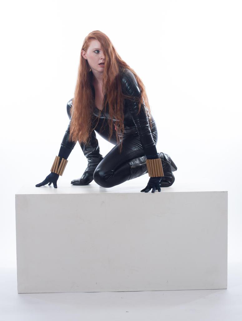 Lisa Black Widow 9a by jagged-eye