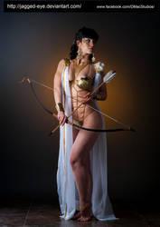 Tatiana Warrior-013 by jagged-eye