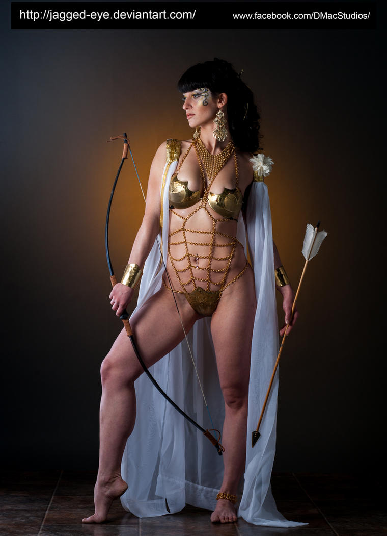 Tatiana Warrior-018 by jagged-eye