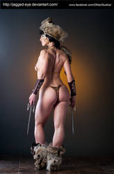 Tatiana Warrior-145 by jagged-eye