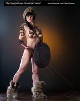 Tatiana Warrior-186 by jagged-eye