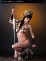 Tatiana Warrior-193 by jagged-eye
