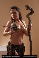 Nelli Warrior-3918 by jagged-eye