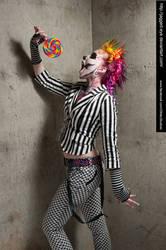 Jodi Candy Clown-1183 by jagged-eye