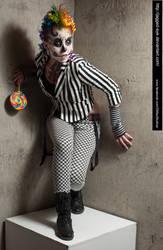 Jodi Candy Clown-1188 by jagged-eye