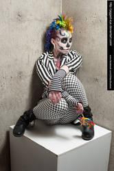 Jodi Candy Clown-1193 by jagged-eye