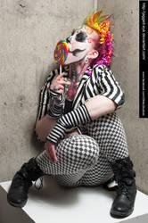 Jodi Candy Clown-1194 by jagged-eye