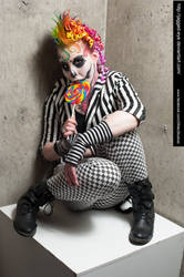 Jodi Candy Clown-1195 by jagged-eye
