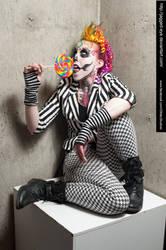 Jodi Candy Clown-1196 by jagged-eye