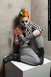Jodi Candy Clown-1197 by jagged-eye
