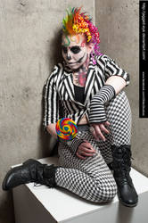 Jodi Candy Clown-1200 by jagged-eye