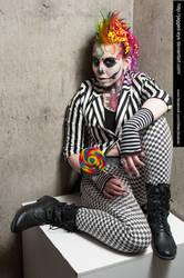 Jodi Candy Clown-1201 by jagged-eye
