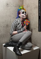 Jodi Candy Clown-1209 by jagged-eye