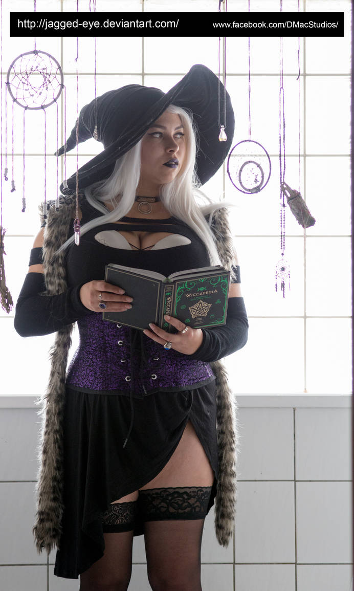 Deseria L WITCH-3423 by jagged-eye