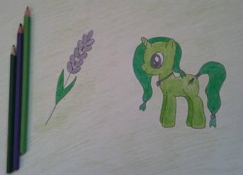 CLOSED : Adoptable Pony : Purple Srand