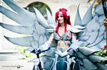 Light wing by KICKAcosplay
