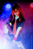 Yoko Rock Band cosplay by KICKAcosplay