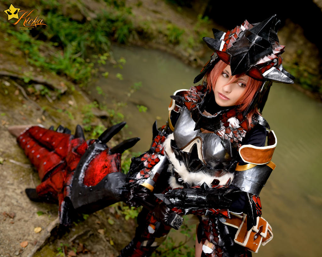 Rathalos Monster Hunter Cosplay by KICKAcosplay