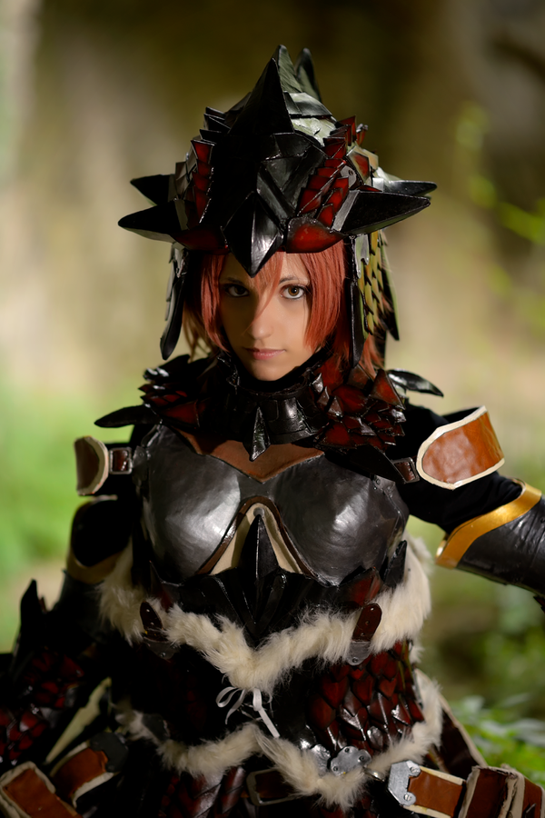 Monster Hunter Cosplay by KICKAcosplay