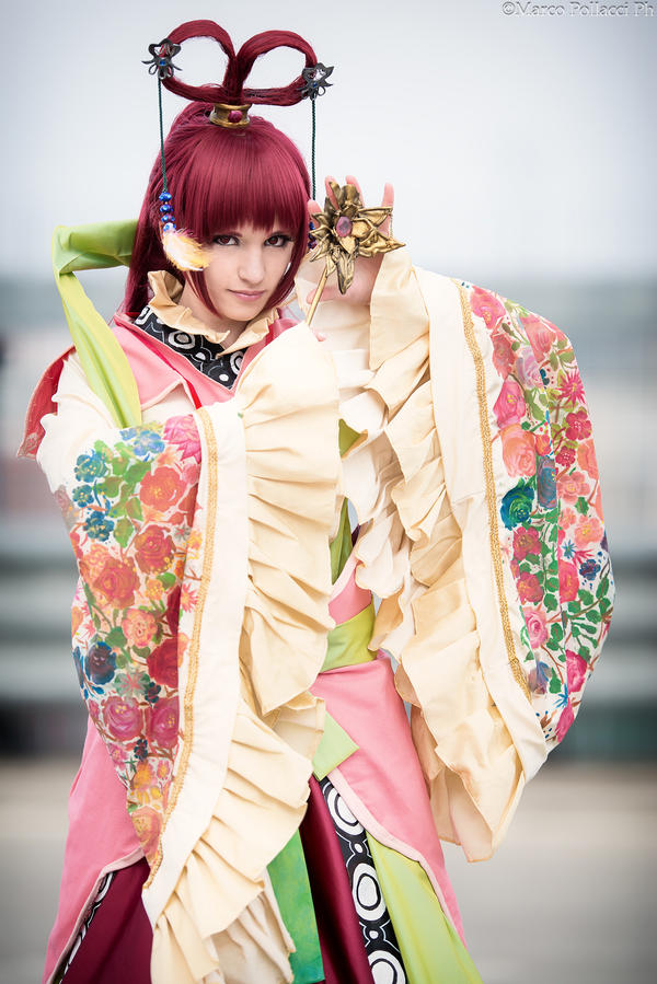 Kougyoku Ren Cosplay by KICKAcosplay