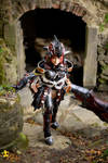 Rathalos Monster Hunter Cosplay