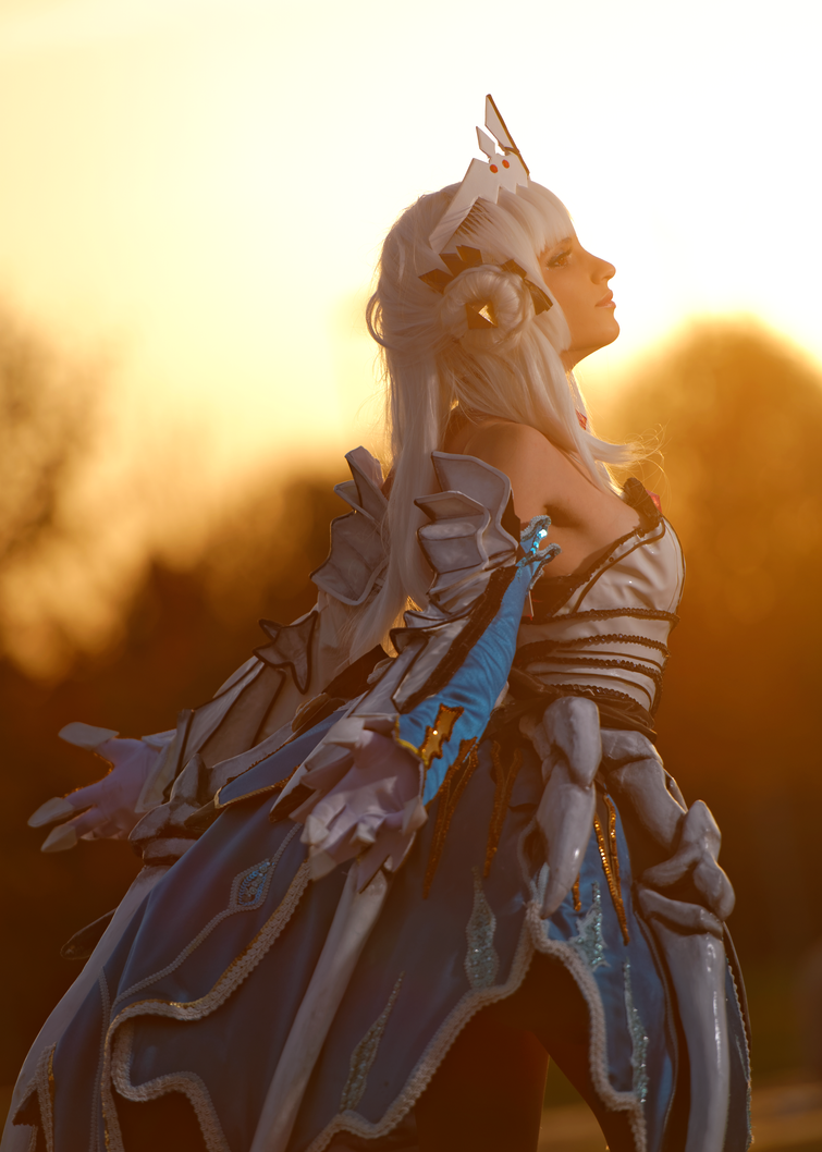 Elesis Elsword cosplay by KICKAcosplay