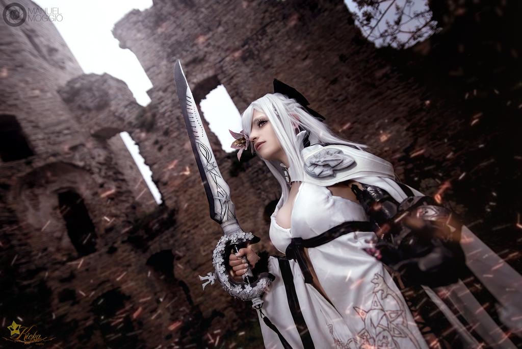 Drakengard Zero cosplay by KICKAcosplay