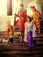 Final Fantasy X Cosplay by KICKAcosplay