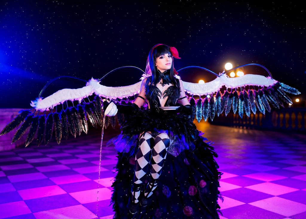 Homucifer cosplay by KICKAcosplay
