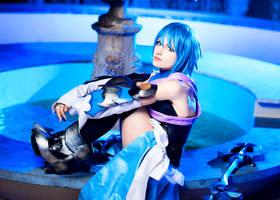 Aqua cosplay