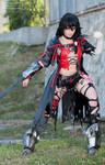 Velvet Crowe cosplay