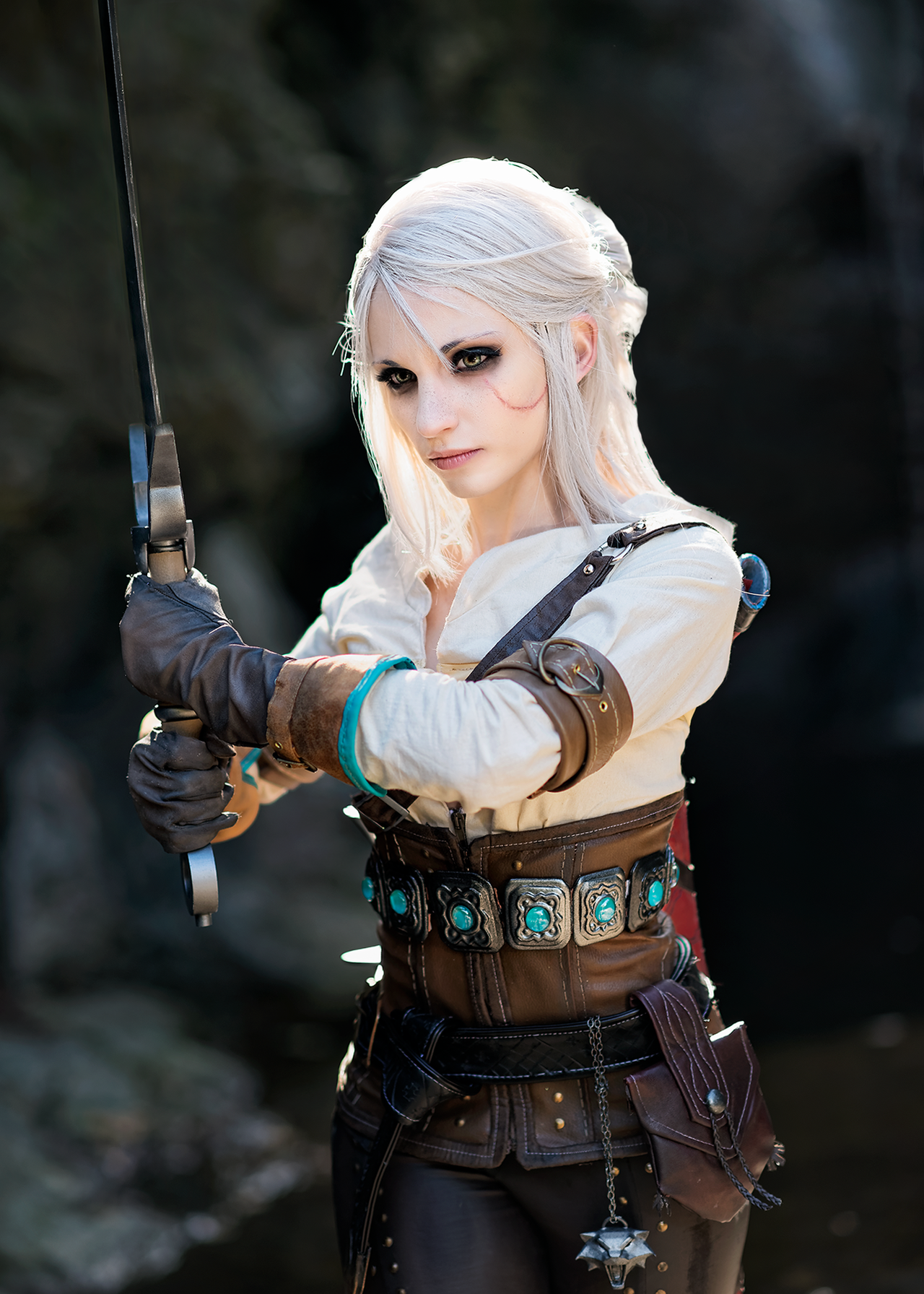 witcher cosplay The 3